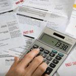 5 factores que afectan negativamente la puntuación de su crédito