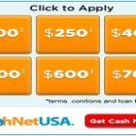 Prestamos rápidos online de CashNetUSA